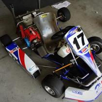 Racing Go kart Photo