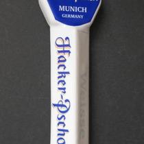 Rare Hacker-Pschorr Munich Germany Ceramic Beer Tap Photo