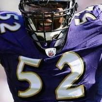 Ray Lewis in Their Own Words Dvd Nfl 94 Mins. Football Ravens Photo