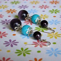 Ready to Ship - Cara Earrings Photo