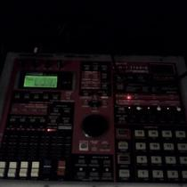 Roland e-mix Studio Sp-808ex Photo
