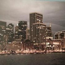 San Francisco city scape.  Photo