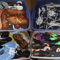 Sandals Flip Flops Wholesale Photo