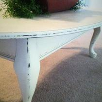 Shabby Chic Coffee Table Photo
