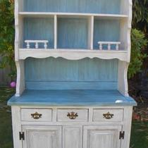 Shabby Chic Hutch Photo