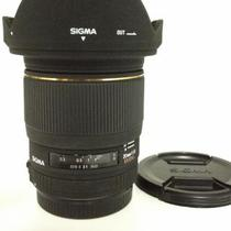 Sigma 20mm f/1.8 EX DG RF Aspherical Wide Angle Lens for Canon Photo