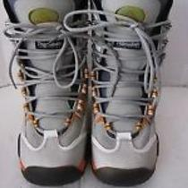 size 9 Airwalk snowboard boots Photo