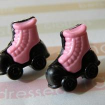 Skater Girl Earrings Photo