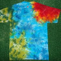 Small Tie Dye Tshirt Photo