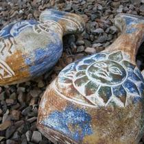 Southwest Decor Pottery Photo