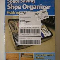 Space Saving Shoe Organizer Photo