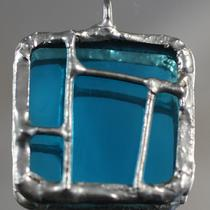 Stained Glass Pendant (1) Photo