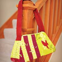 Stella Modern Handbag by Maria Prann for Modkid... Ready Made Pattern Sample Photo