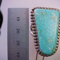 Sterling Silver and Turquoise Photo