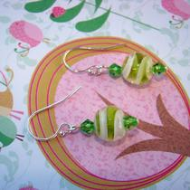Sterling Silver Evelyn Earrings Photo