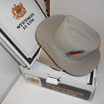 Stetson Rancher Silverbelly Fur Felt Cowboy Hat Photo
