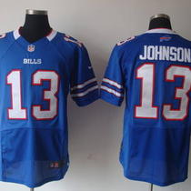 Stevie Johnson Nike Home/road Buffalo Bills Nfl Jersey Photo