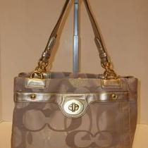 Stunning Coach Purse Tote -New in Plastic Photo