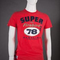 Superdry Firebird Tee Shirt Photo