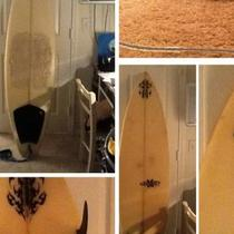 Surfboard Photo