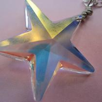 Swarovski Crystal Graduation Star Pendant Necklace- You Are a Star Photo