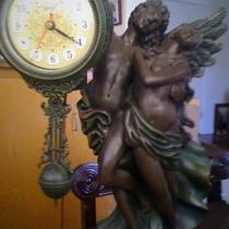 Table Clock Photo