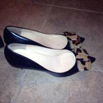 Talbots Kitten Heel Size 7.5 Photo