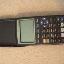 Texas Instrument TI-83 plus calculator Photo