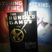 The Hunger Games Trilogy (All 3 books!) Photo