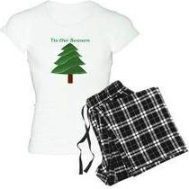 Tis the Season women&amp039s Light Pajamas Photo