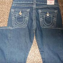True Religion Joey Big T Fit Jeans Size 30 L 36 length  Photo
