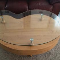 Unique modern coffee table / side tables Photo