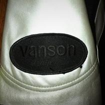 Vanson Leather Jacket Photo