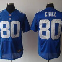 Victor Cruz Nike New York Giants Home/road Nfl Jersey Photo