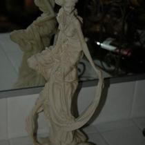 Victorian Lady Sculpture/Statue by Marcello Salvestrini Photo