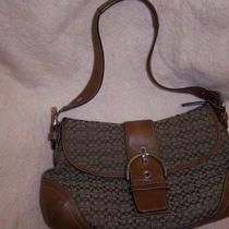 Vintage Coach handbag Photo