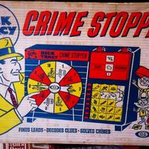 Vintage Dick Tracy Crime Stopper Game Photo