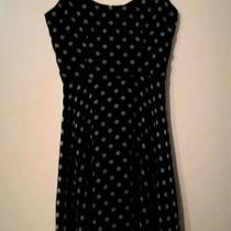 VINTAGE POLKA DOT Flirty DRESS Photo