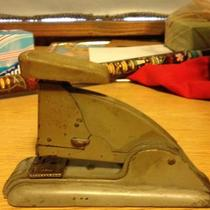Vintage Swingline Stapler Photo
