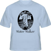 Water Walker T-Shirt                  Photo