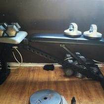 Weight Bench and more Photo