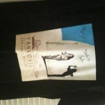 Weird Al autographed T=shirt Photo