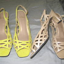 Weitzman Sandals New Price Is for One Pair Photo