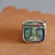 Wings of Change - Finger Ring - Silver Photo
