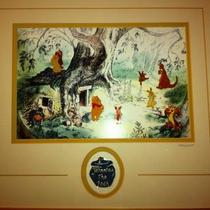 Winnie the Pooh Coolectable Pin Set Photo