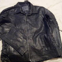 woman&amp039s Leather Biker Set    Great for Christmas Photo