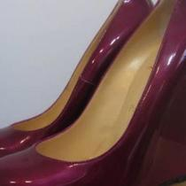Women  Christian Louboutin Pink Candy wedges  :) Photo