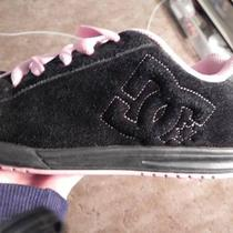 women&amp039s Size 7 1/2 Dc and Converse Shoes Photo