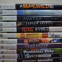 Xbox and kinect games Photo