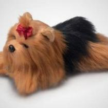 Yorkie plush by Yomiko Yorkshire Russ Berrie  Photo